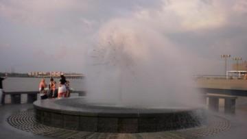 Город фонтанов